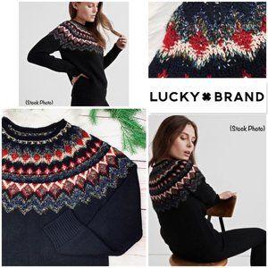 |•LUCKY•| Pretty Knit Sweater